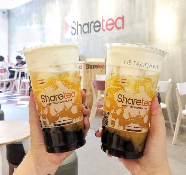share tea cafe
