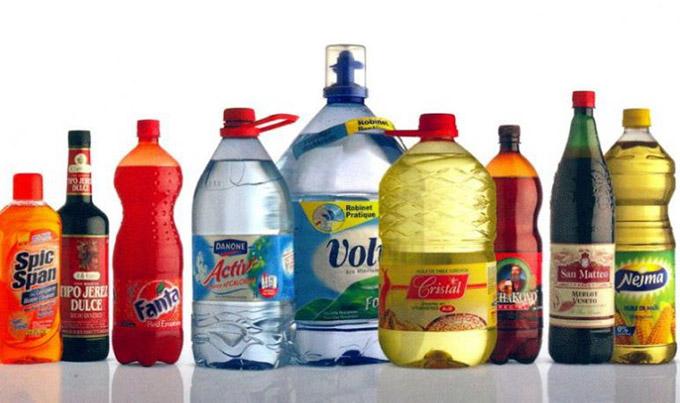 chai nhựa giang thanh